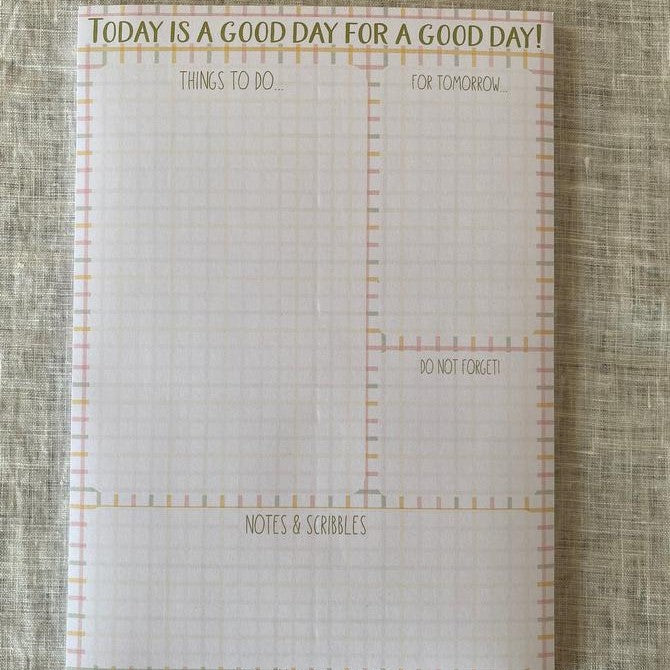 Today is a good day for a good day! | Seed & Blossom Designs