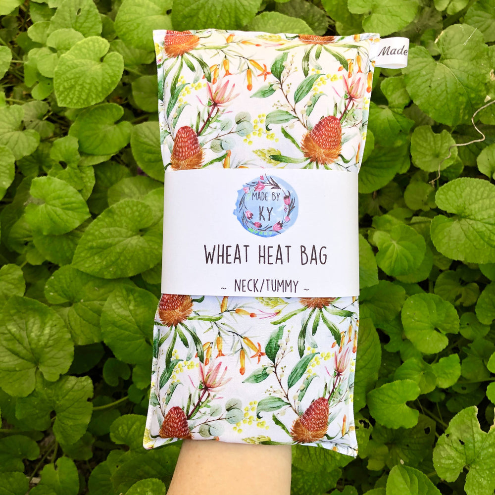 Wheat Heat Bag - Aussie Natives - Regular