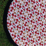 Gum nuts | Cotton Backing |Play mat-Picnic blanket |Play mat-The Red Road Collective