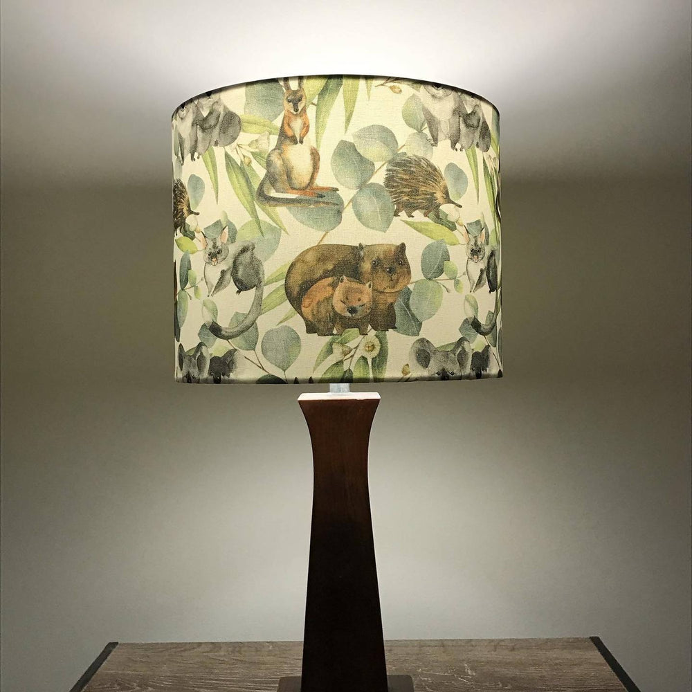 Aussie Animal Lampshade-Shades by Sarah-The Red Road Collective