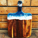 Made to Order - Square Resin Paddle Board-Square paddle board-The Red Road Collective