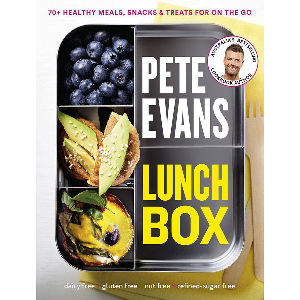 Lunch Box-Pete Evans
