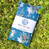 Wheat Heat Bag - Teal Koalas - XL - Exclusive