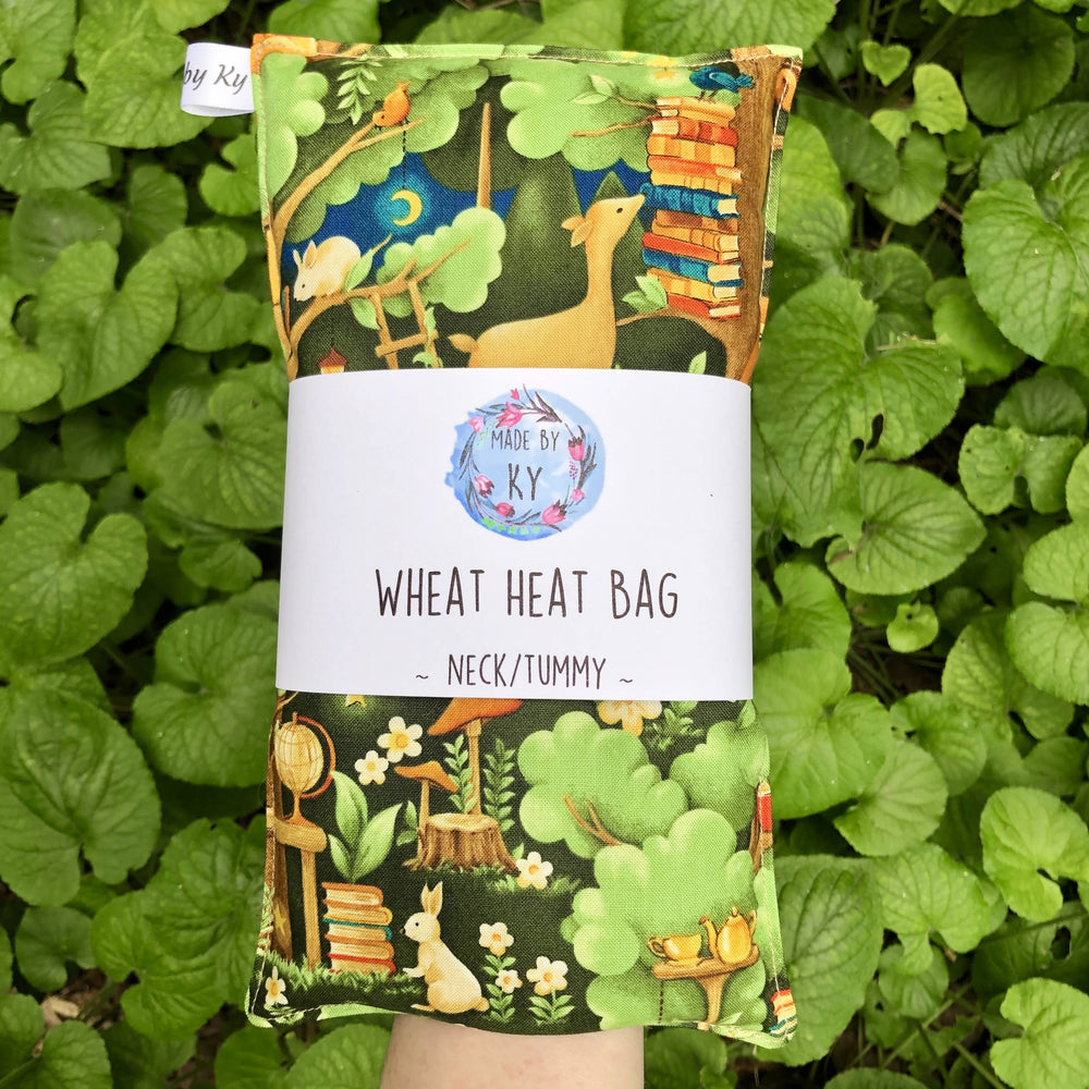 Wheat Heat Bag - Bedtime Story - Regular-Wheat heat bag-The Red Road Collective