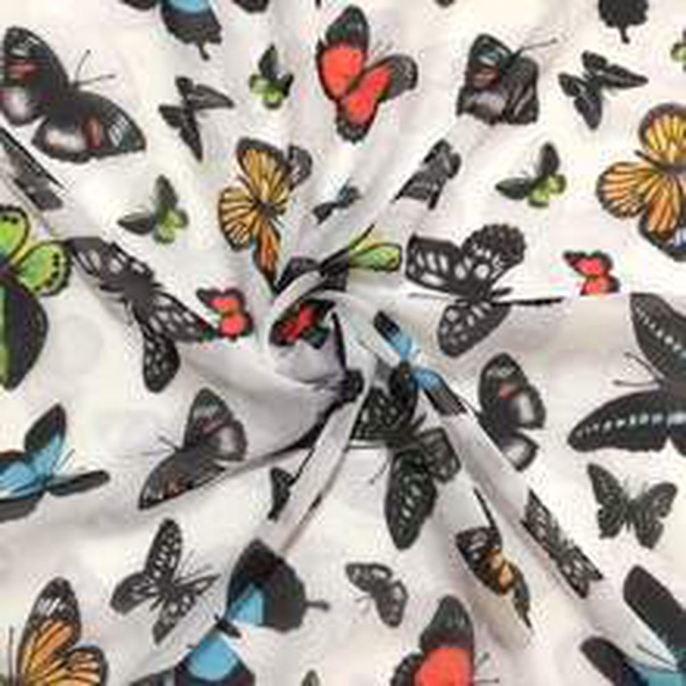 Australian Butterflies Scarf | ONE ONLY
