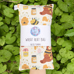 Wheat Heat Bag - Bears & the Bees - Regular