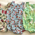 Ready to Post | 0-3M Romper | Derry Downs Handmade