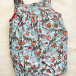 Ready to Post | 3-6M Romper| Derry Downs Handmade |