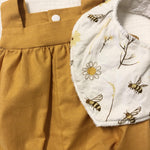 Ready to Post | Small Romper | Derry Downs Handmade-Derry Downs Handmade-The Red Road Collective