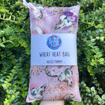 Wheat Heat Bag - Boho Longhorn Skulls - Regular