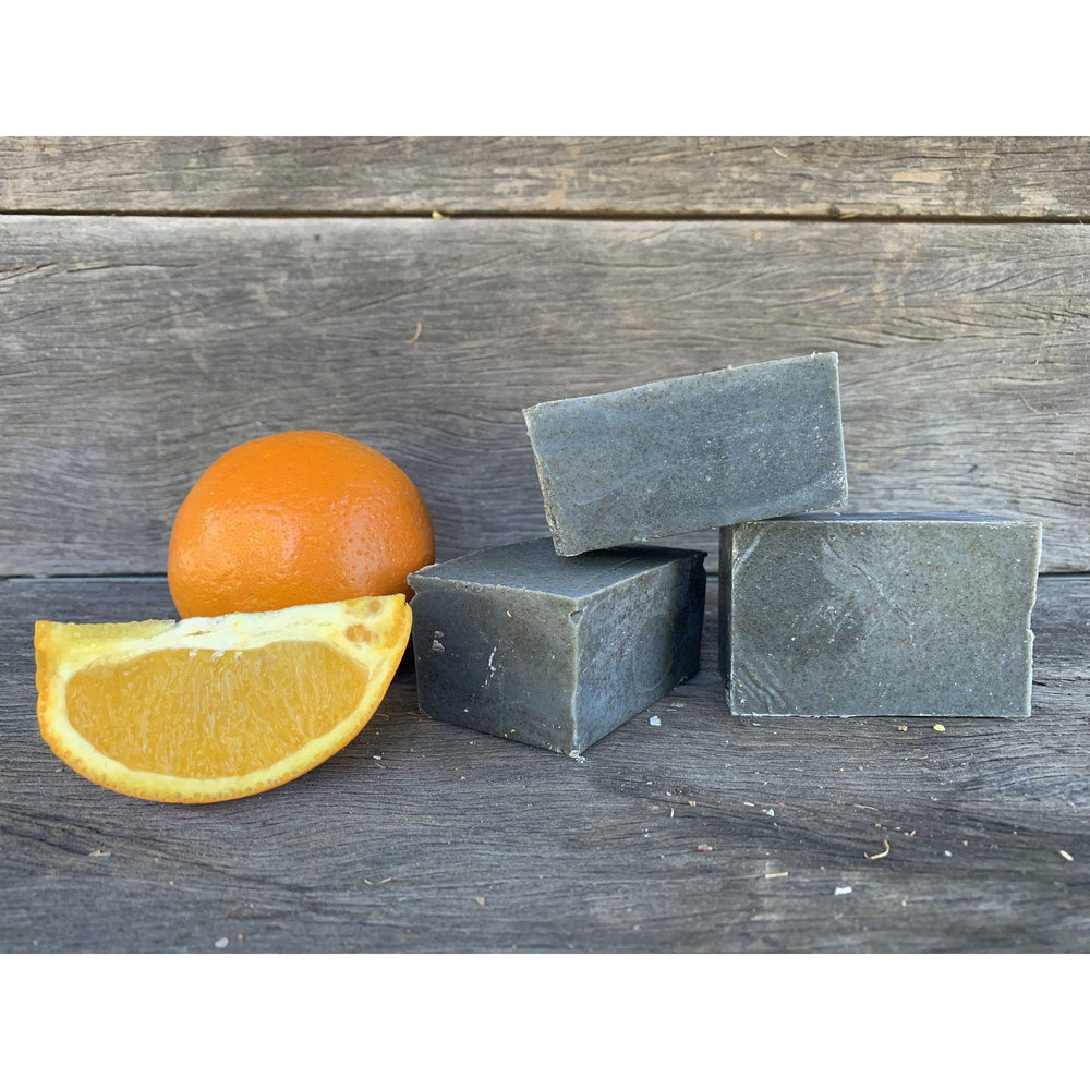 Grease & Grime Hand Soap with Orange Essential oil-Red Road Soaps-The Red Road Collective