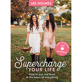 Supercharge your life-Accessories-The Red Road Collective