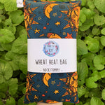 Wheat Heat Bag - Celestial Nights - Regular-Wheat heat bag-The Red Road Collective