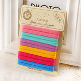 1Pack High Quality Cotton Solid Elastic Hair Band Headband