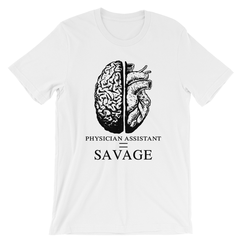 """Savage"" Tee - Mentoring In Medicine Co."