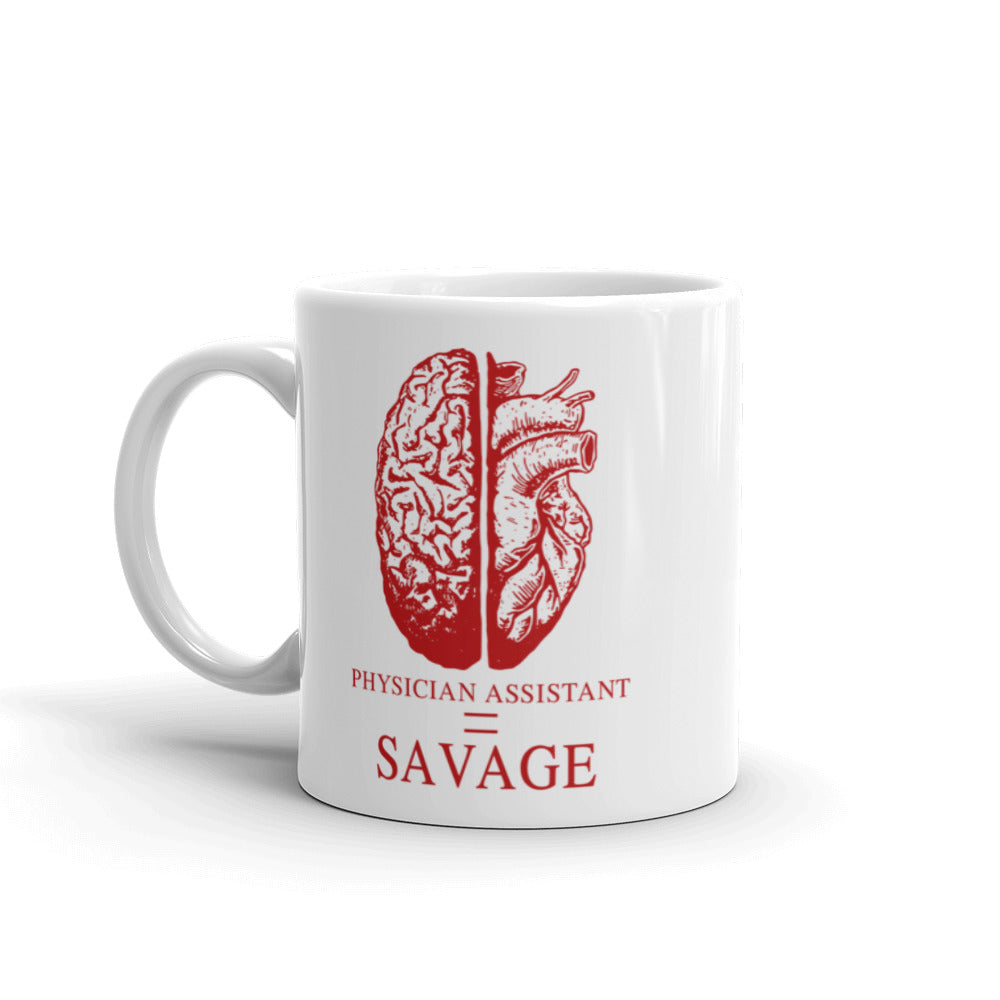 Savage Mug - Mentoring In Medicine Co.