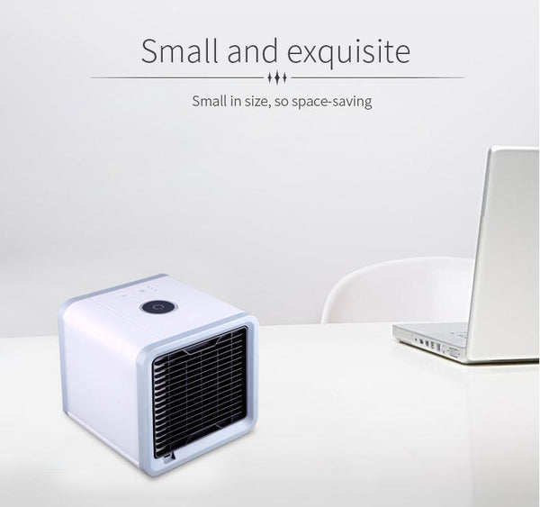 MICROCOOL™ - Portable AC Space Cooler - Project Lvl