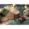 Christmas Engraved Rolling Pin For Cookies Biscuits - Project Lvl Online Store
