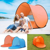 Beach Tent Pop Up Outdoor Portable Canopy Beach Shade Waterproof Camping Tent Fishing Hiking Outdoor - Project Lvl Online Store