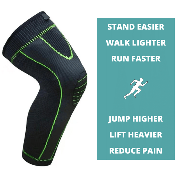 Full Compression Knee Support - Project Lvl Online Store