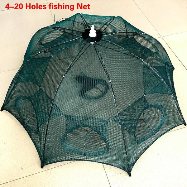 The Magic Fishing Trap Automatic Foldable Fishing Trap - Project Lvl Online Store