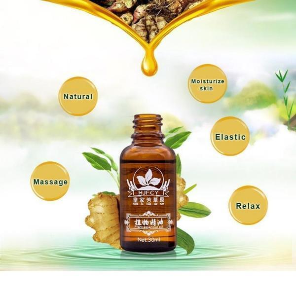 Project Lvl Online Store 16080702 Pain Relief Herbal Oil Ginger Pain Relief Herbal Oil Ginger