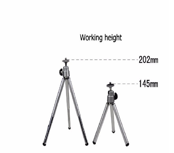 Anti-Slip Mini Tripod Stand - Project Lvl Online Store