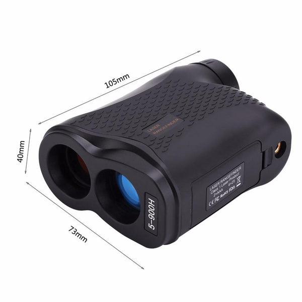 Project Lvl Online Store 190403 NORM Laser Rangefinder 600M 900M 1200M 1500M Laser Distance Meter for Golf Sport, Hunting, Survey