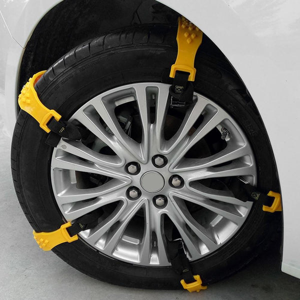 Project Lvl Online Store 200000209 Car Tire Anti-Skid Snow Chains