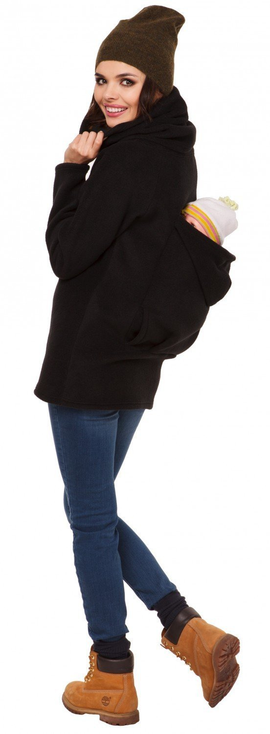 Winter Kangaroo Baby Carrier Hoodie Maternity Jacket - Project Lvl Online Store