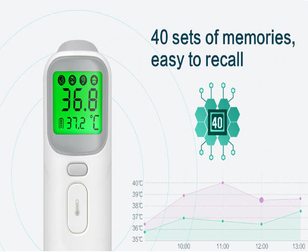 Baby Infrared Digital Thermometer - Project Lvl Online Store