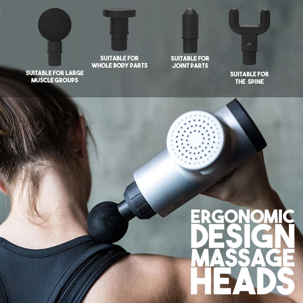 Muscle Massage Gun Deep Tissue Massager - Project Lvl Online Store