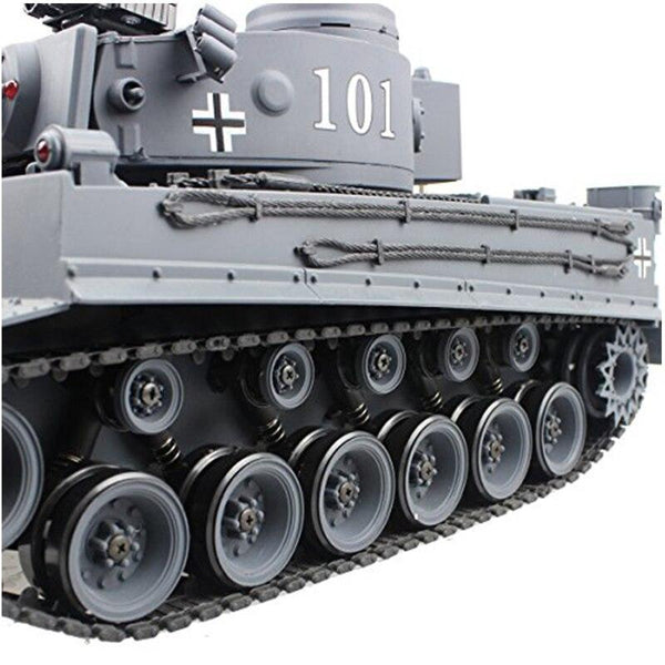 Project Lvl Online Store 200001415 Gray Electric Remote Control Military Tank