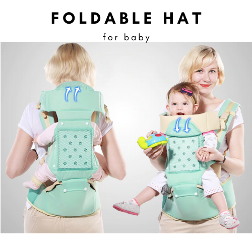 Multifunction Toddler and Baby Carrier Backpack - Project Lvl Online Store