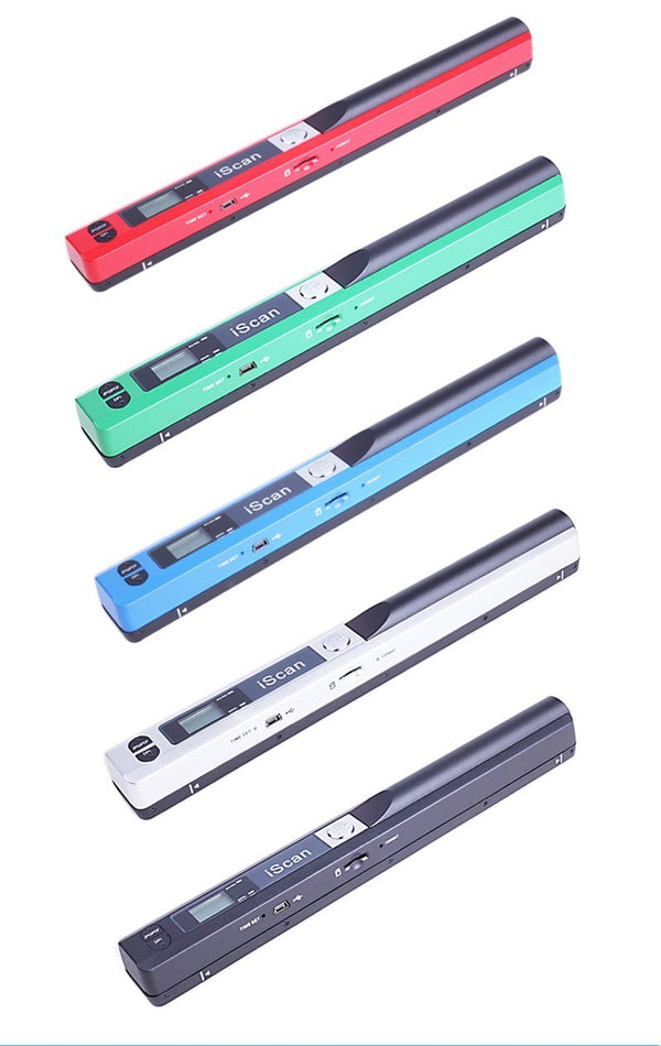 Project Lvl Online Store 200003332 Mini Portable Handheld Scanner