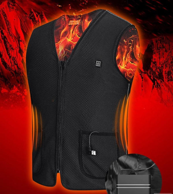 Project Lvl Online Store 200003368 Electric Heating Winter Vest
