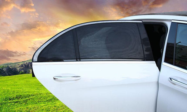 Car Sun Shade Set UV Protection Car Window Sunshade (2Pcs) - Project Lvl Online Store