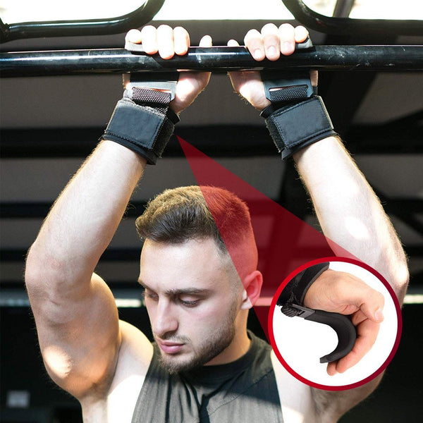 Weight Lifting Grip Support - Project Lvl Online Store