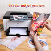 Heat Transfer Paper Set (10 Pieces) - Project Lvl Online Store