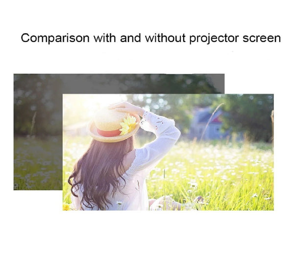 Portable Projector Screen - Project Lvl Online Store
