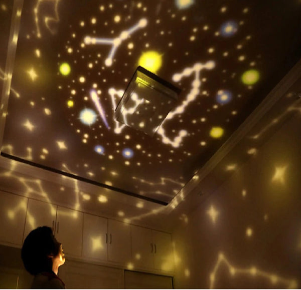 Starry Sky Night Lamp Projector - Project Lvl Online Store