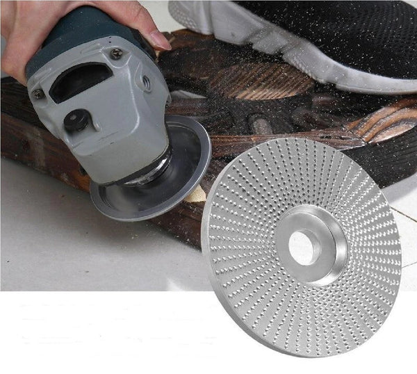 Wood Grinder Wheel Disc - Project Lvl Online Store