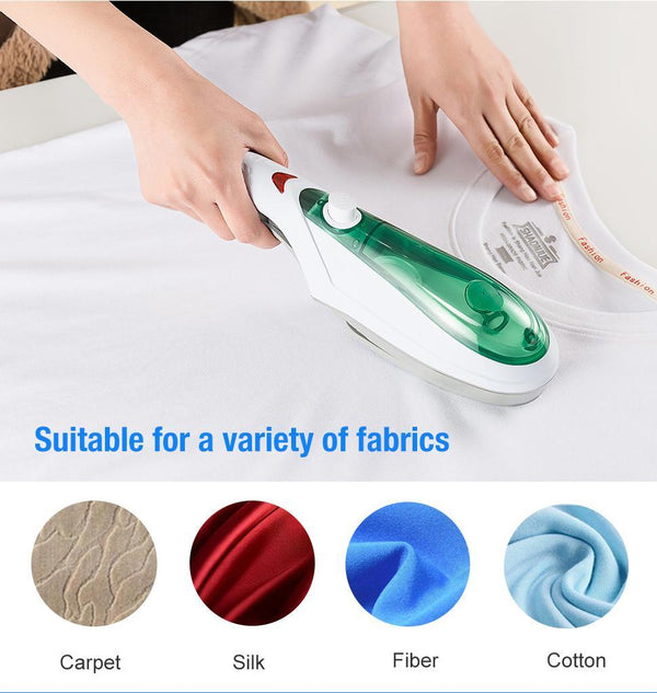 Handheld Portable Garment Iron Steamer - Project Lvl Online Store