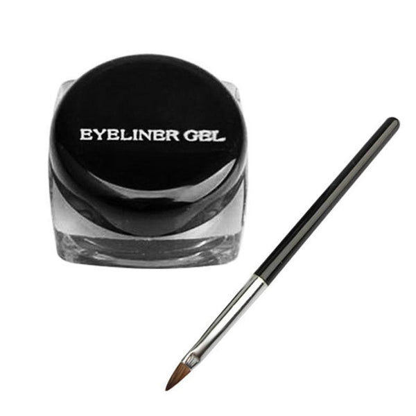 Water and 'Smudge' Proof Eye-Liner Gel - Project Lvl