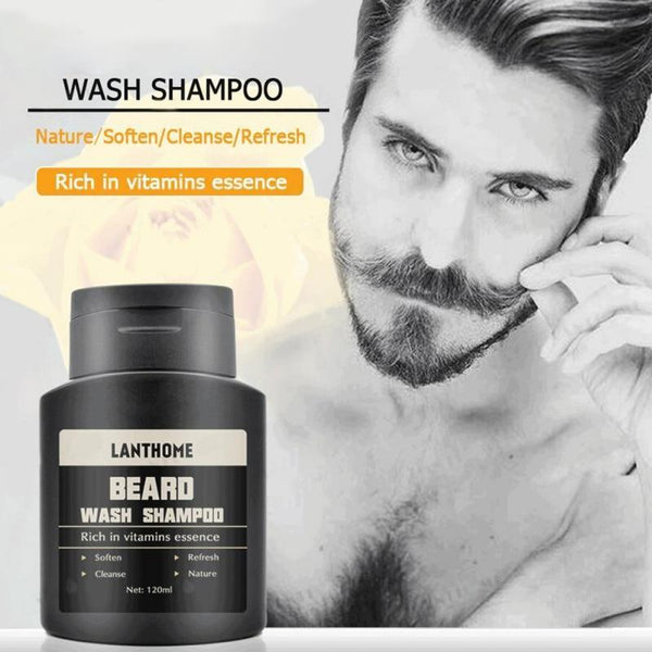 Vitamin Essence Moisturizing Nourishing Beard Shampoo - Project Lvl