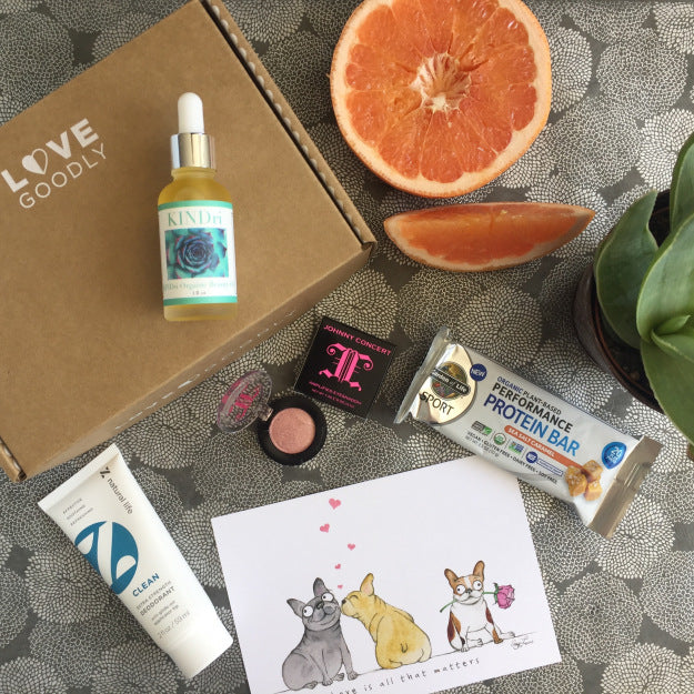 Inside the August/September Box!