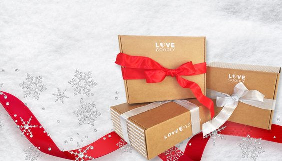 Holiday Gift Guide with LOVE GOODLY!