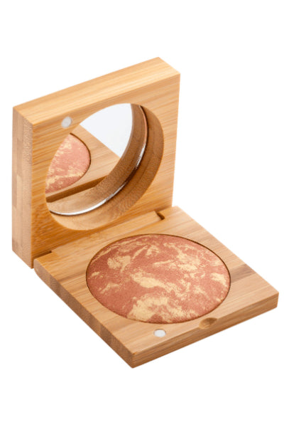 Antonym Cosmetics Certified Organic Baked Blush Copper