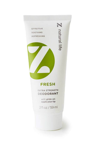 Z Natural Life Extra Strength Deodorant - Fresh