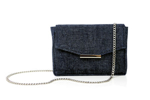 Hipsters for Sisters Indigo Convertible Belt Bag